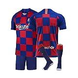Maillot de Foot Enfant Homme Personnalisé, Saison 19/20 Maillot Football T-shirt Short Chaussette...