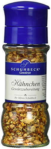 Schuhbeck Schuhbecks Gewürzmühle Haehnchen, 1er Pack (1 x 60 g)
