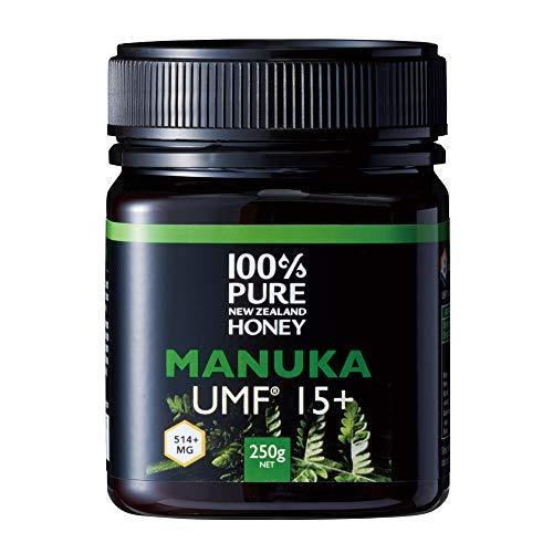 ニュージーランドお土産   マヌカハニー UMF15+ 250g