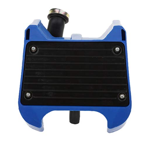 Rumors Blue Air Box Filtereinheit gepasst for Yamaha PW80 Peewee PW 80 Pit Dirt Bikes
