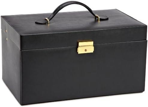 WOLF 280202 Heritage Extra Large Box Black product image