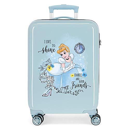 Disney Princess Celebration Cabin Suitcase, 38 x 55 x 20 cm