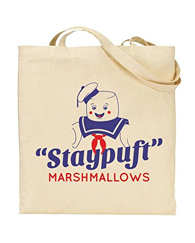 Staypuft Marshmallows Ad Tote Bag