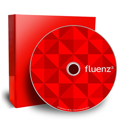Fluenz Mandarin 1+2+3 for Mac, PC, iPhone, iPad & Android Phones, Version 3