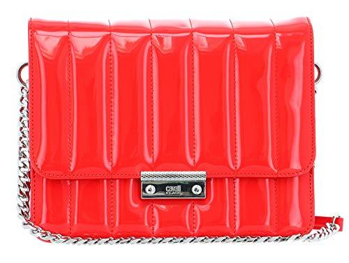 Cavalli Class Milano RMX Large Milano Bag Red