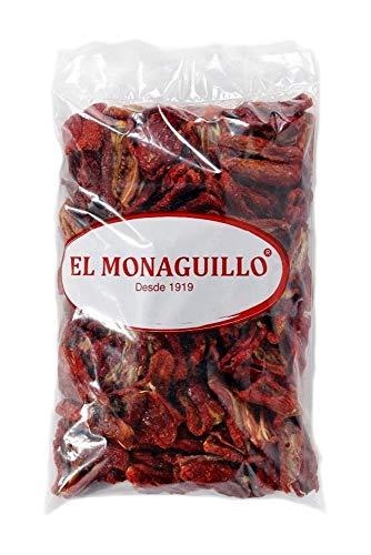 Sonnen getrocknete Tomaten aus Süd Tunesien - 100 {81f188b0f88782fbb2bbb75cb88208e8bf7bcc571bbcefe8bfe2a9b30354bdcf} natürliche Premium Qualität - glutenfrei - ungeschwefelt - vegan - cholesterinfrei - 1 Kg, Menge:1 Stück