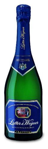 Lutter & Wegner Sekt Gendarmenmarkt trocken 11% 6-0,75l Flasche