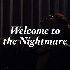 杏子「Welcome to the Nightmare」の歌詞を収録したCDジャケット画像