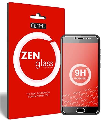 ZenGlass Flexible Glas-Folie kompatibel mit Ulefone Gemini Pro Panzerfolie I Bildschirm-Schutzfolie 9H I (Kleiner Als Das Gewölbte Bildschirm)