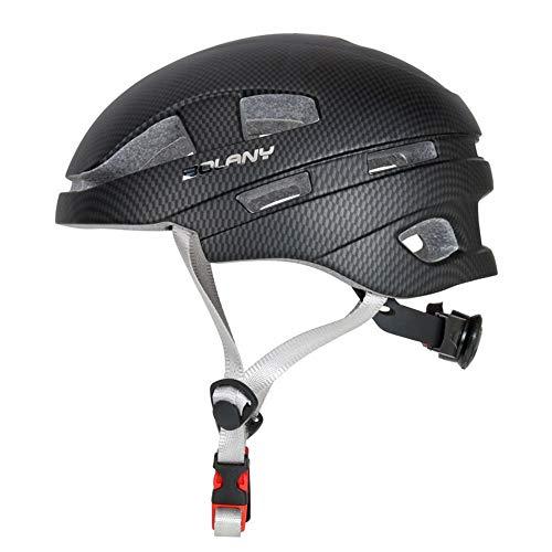 Casco de bicicleta de carretera Proceso ligero de una pieza Sombrero para...