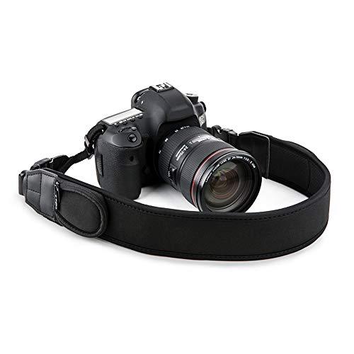 Camera Neck Strap JJC DSLR Neck Shoulder Belt Strap for Canon T7 T6 T5 7D 6D 5D T7i T6s T6i T5i SL2 SL1 1Dx 1Ds 1D 80D 77D Nikon D3400 D3300 D3200 D7500 D7200 D850 D810 D500 D5 D4s Sony A99 A900,etc