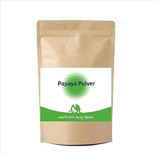 Bio Papaya Pulver 100 g vegan