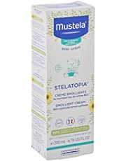 Mustela Stelatopia Emollient Baby Cream, 200 ml