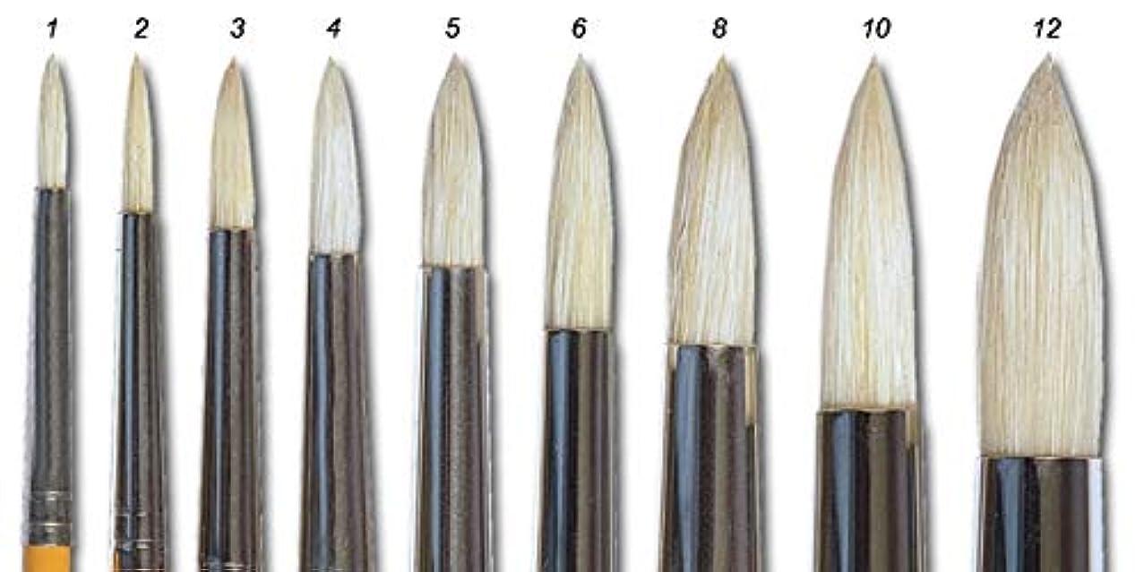 Isabey Special Bristle Brush Series 6036 Round 0