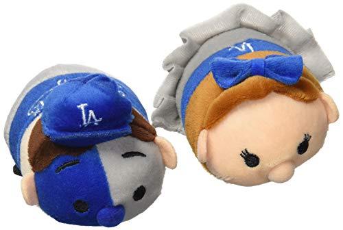 FOCO Los Angeles Dodgers – Apiladores para Estadio (tamaño pequeño)