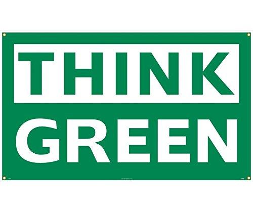 National Marker BT536 Green Banner Great interest Ranking TOP9 Think