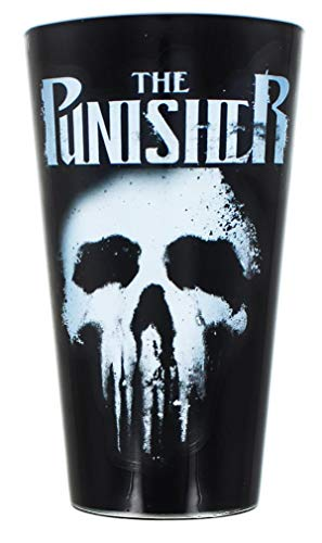 The Punisher Marvel's 16oz Pint Glass