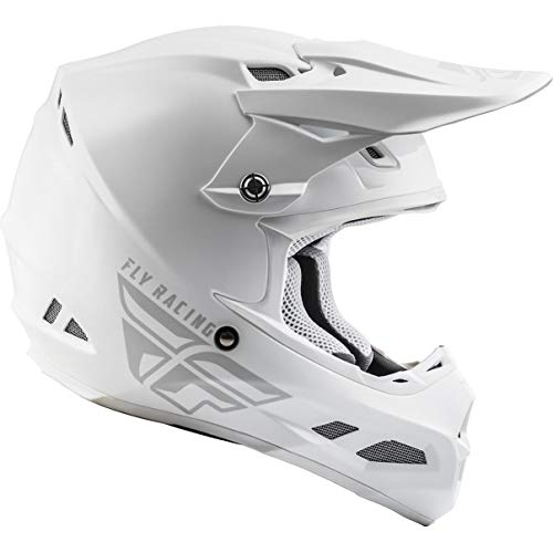 CASQUE FLY F2 MIPS SOLID 2019 BLANC XS
