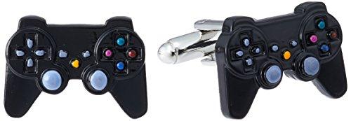 ゲーム好きさんにPS3コントローラーのカフス カフリンクス カフスボタン