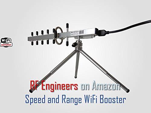 NextG USB-Yagi Plug & Play 11N Long Range WiFi Antenna