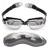 Bezzee-Pro Gafas de Natación para Adultos -...