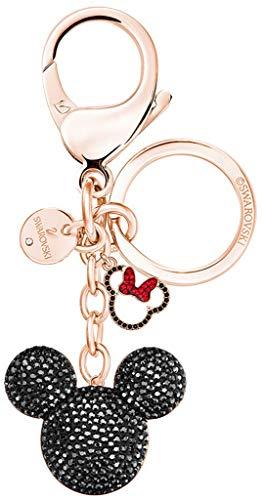 Swarovski Damen-Taschenanhänger Metall Swarovski Kristalle One Size 87541746