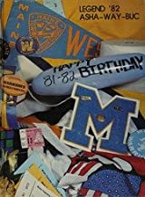 (Custom Reprint) Yearbook: 1982 Maine West High School - Legend Yearbook (Des Plaines, IL)