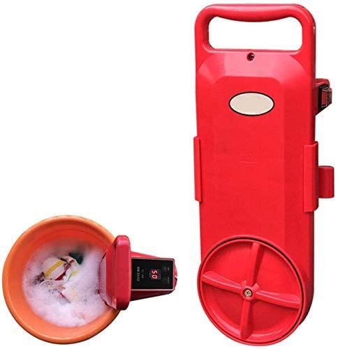 Lavadora portátil Mini lavadoras, lavadora portátil, lavandería semi automática de semi automática compacta con función de tiempo for apartamento for casa viaje de campamento viaje de negocios al aire