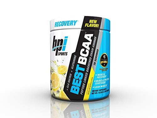 BPI Sports Best BCAA Lemonade - 300 gr