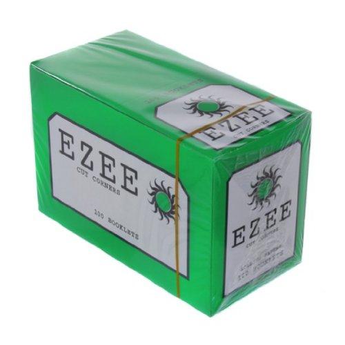 E-Zee Standard-Drehpapier-Packungen, 100Stück, Grün