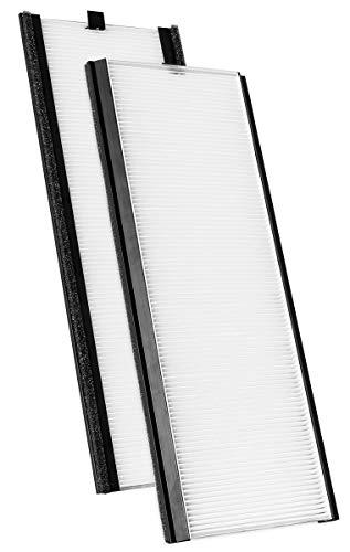 KWL Luftfilter für Zehnder ComfoAir 350/500/550 | 3 Filtersets G4+F7 | Ersatz-pollenfiltersets | 3x Kompaktfilter MP Kunststoff 198x500x14 mm. G4 + 3x Kompaktfilter MP Kunststoff 198x500x14 mm. F7