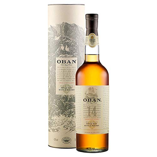 Oban Whisky Escocés - 700 ml