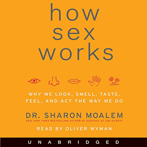 How Sex Works audiobook cover art