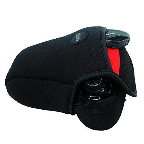 Funda impermeable para cámara Canon EOS 350D 400D 450D 500D 600D 1000D 1100D 1200D 1300D 18-55mm lente protector