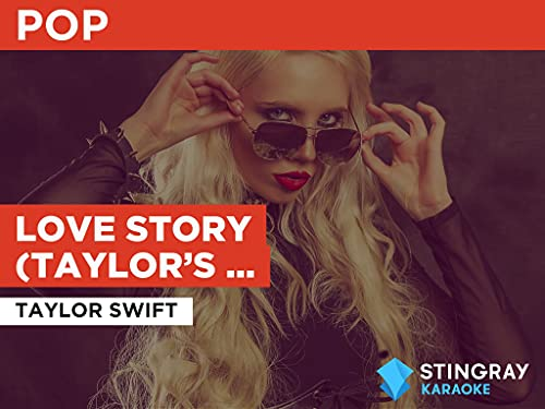 Love Story (Taylor's Version) in the Style of Taylor Swift