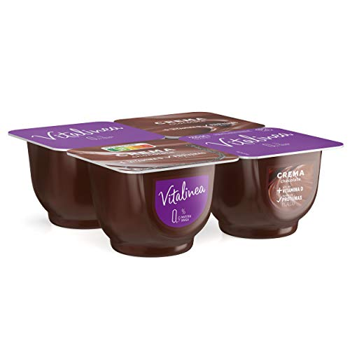 Vitalinea Crema de Chocolate 4x125 g