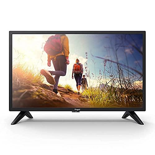 TV Engel 24 pulgadas LED LE2470A especial para Camping adaptador 12v