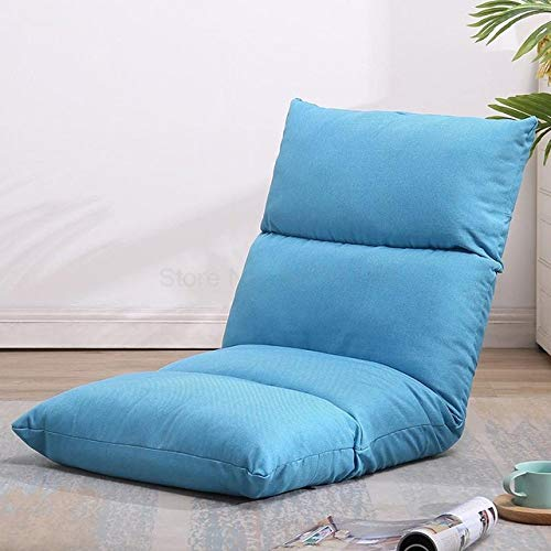 Stoel LKU Lounger sofa tatami lounge stoel vloer balkon erker vrije tijd beenloze kleine slaapbank rugstoel, oude boer2