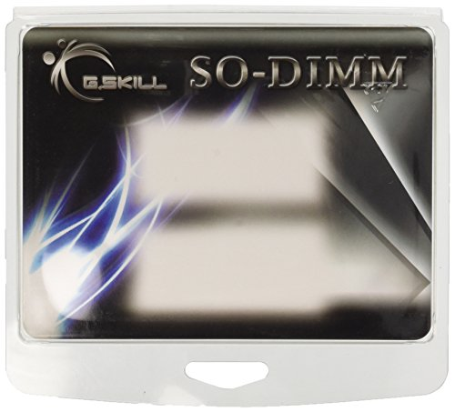 G.Skill PC3-8500 Arbeitsspeicher 8GB (1066 MHz, 204-polig) DDR3-RAM Kit