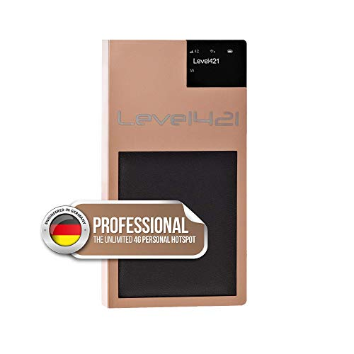 421 TARKAN Professional, el minipunto de acceso global sin tarjeta SIM, Internet...