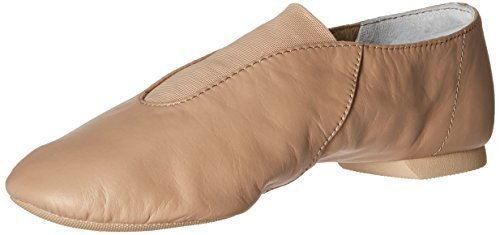 Capezio Women's Show Stopper Jazz Dance Shoe, Caramel, 8.5 M US