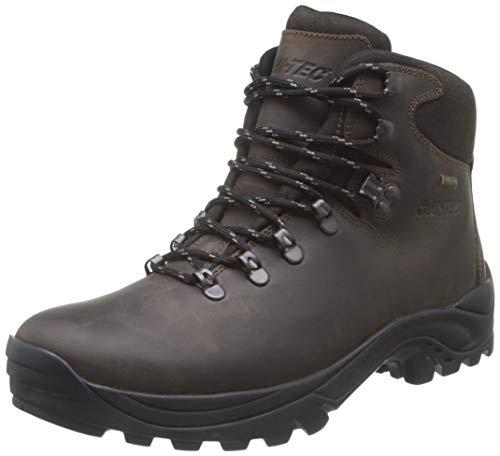Hi-Tec Women's Ravine Wp Womens High Rise Hiking Boots, Brown Brown 41, 6 UK