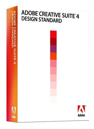 Adobe CS4 Design Standard (Mac) [Import UK]