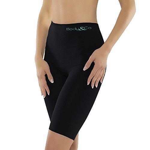Body&Co Sportliches Short mit Emana Garn, verbessert den Blutkreislauf, schlankmachend