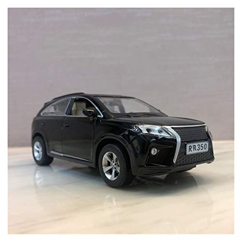 HCEB Scale Model car 1:32 for Lexus Simulation Car Model Alloy Car Die Cast Model to-y Car Collection Kid to-y Birthday Gifts car Model (Color : 1)