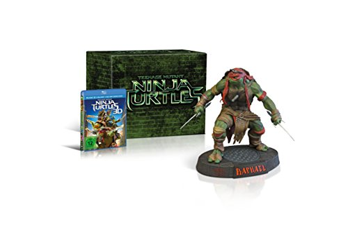 Teenage Mutant Ninja Turtles [USA] [Blu-ray]: Amazon.es ...