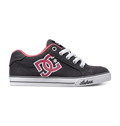 DC Kinder Chelsea Charm TX Skate Schuh (Kleine Kinder/Große Kinder)