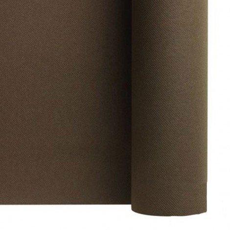 Tête à tête intissé Celisoft prédécoupé tous les 0.30m - 0.40X24m - chocolat - l'unité