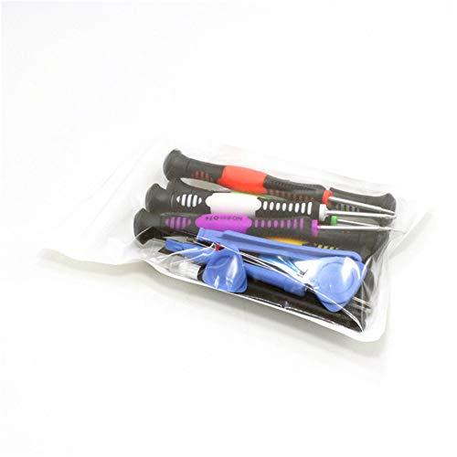 Rouku 16 Stück/Set Torx-Schraubendreher-Kombination Handwerkzeuge Multifunktions-Präzisionsreparaturwerkzeuge (Mehrfarbig)