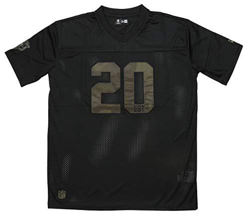 New Era Chicago Bears NFL Camo Jersey T-Shirt 4XL